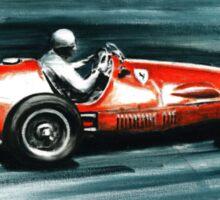 1953 Ferrari 500 F2 Sticker