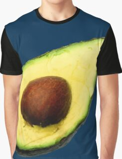 Cool Avocado Graphic T-Shirt