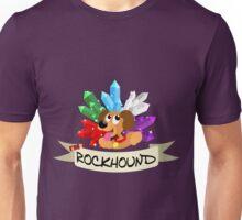 Rockhound Doggy Unisex T-Shirt