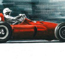 1955 Ferrari 555 Supersqualo Sticker