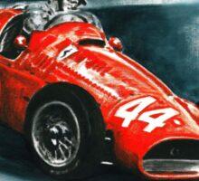 1955 Ferrari 625 F1 Sticker
