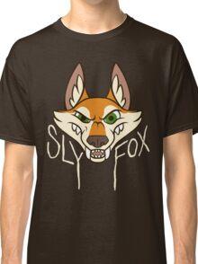 Sly Fox - Light Text Classic T-Shirt