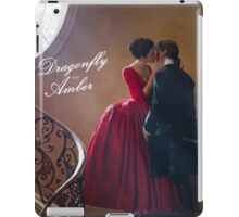 Dragonfly in Amber/Jamie & Claire iPad Case/Skin