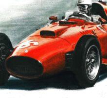 1957 Ferrari 801 F1 Sticker