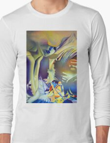 Silver Bride, 120-80cm, 2016, oil on canvas Long Sleeve T-Shirt