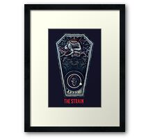 The Coffin Framed Print