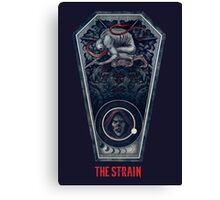 The Coffin Canvas Print