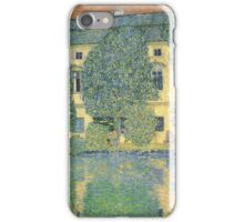 Klimt - The Schloss Kammer On The Attersee Iii iPhone Case/Skin