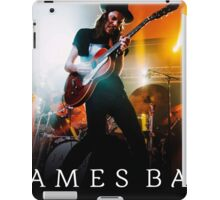 JAMES BAY iPad Case/Skin