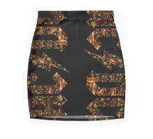 Rock or Bust 3 Mini Skirt