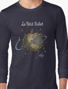 Le Petit Robot Long Sleeve T-Shirt