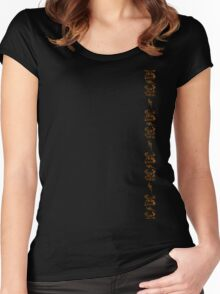 Rock or Bust 4 Women's Fitted Scoop T-Shirt