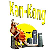 kan-kong Photographic Print