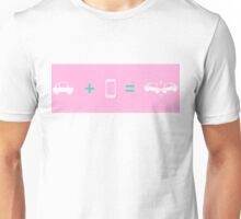 MAKING THIS WORLD A SAFER PLACE Unisex T-Shirt
