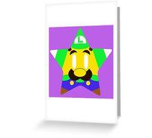 Weegee Power Star Greeting Card