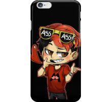 Sassiplier- Ass edition iPhone Case/Skin