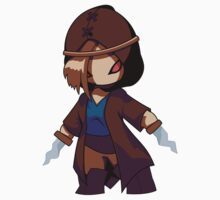 Cutie Assassin One Piece - Long Sleeve