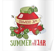 Summer in the jar Poster