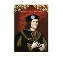 Leicester City - Richard III Art Print