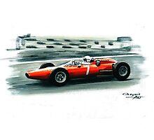 1964  Ferrari 158 F1 Photographic Print