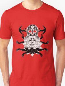The Sermon of the TechnoSkull Unisex T-Shirt