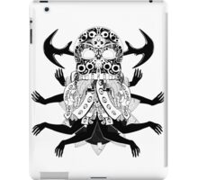 The Sermon of the TechnoSkull iPad Case/Skin