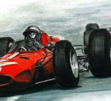 1965  Ferrari 158/Ferrari 1512 Sticker