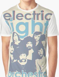 E.L.O. Modern 3D Graphic T-Shirt