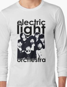 E.L.O. Modern Long Sleeve T-Shirt