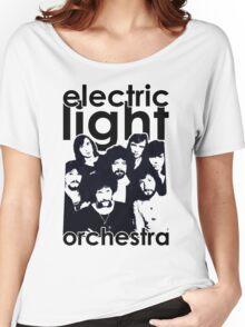 E.L.O. Modern Women's Relaxed Fit T-Shirt