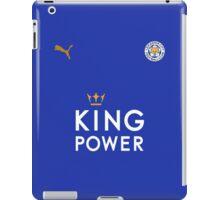 Leicester City Kit iPad Case/Skin
