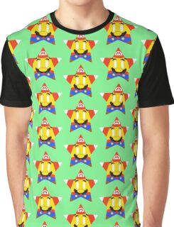 Super Jumping Power Starman Graphic T-Shirt