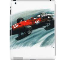 1967  Ferrari 312 F1 iPad Case/Skin