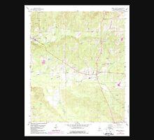 USGS TOPO Map Alabama AL Sweet Water 305149 1978 24000 Unisex T-Shirt