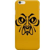 Uncharted 4 - MP Wrath of El Dorado Symbol V2 iPhone Case/Skin