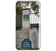 Paris Graffiti 5 Space Invader iPhone Case/Skin