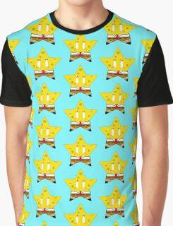 Spongestar Powerpants Graphic T-Shirt