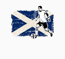 Soccer - Fußball - Scotland Flag Unisex T-Shirt