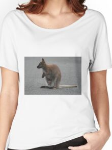 Wallaby & Bub Women's Relaxed Fit T-Shirt