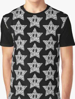 Super Smash Star Graphic T-Shirt