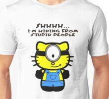 Hello minion Unisex T-Shirt
