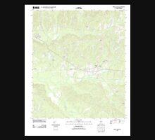 USGS TOPO Map Alabama AL Sweet Water 20110913 TM Unisex T-Shirt