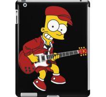 The Simpsons - Guitar  iPad Case/Skin