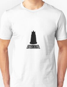 Dalek - Dr Who T-Shirt