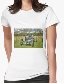 Vintage Racing Car - the 1918 Mitchell Womens Fitted T-Shirt