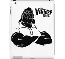 Brock Samson the venture bros iPad Case/Skin