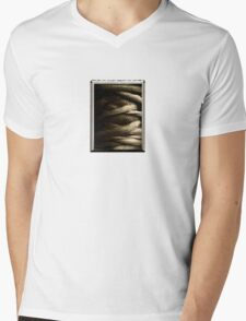 Shoelaces Mens V-Neck T-Shirt