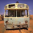 In Tow - Coober Pedy by Hans Kawitzki