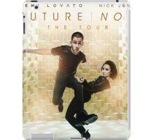 Demi Lovato Nick Jonas Future Now iPad Case/Skin