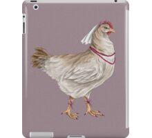hen party  iPad Case/Skin